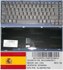 Tastiera Qwerty Spagnola PB EasyNote GN25 SCORPION CH2 9J.N8182.P2S AECH2KEP011