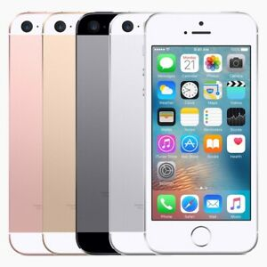Apple iPhone SE 2016 1st Gen 16GB AT&T GSM - Excellent condition