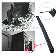 5 x Cable Management Organizer Neoprene Cable Cord Wire Cover Hider Sleeves