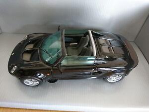 Chrono 1:18 Lotus Elise MK1 Black
