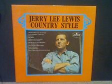 JERRY LEE LEWIS  Country Style  LP    NEAR-MINT !!