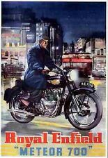 ROYAL ENFIELD CONSTELLATION SERVICE MANUAL for Airflow Super Meteor Motorcycles