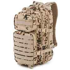 Us Army Assault Pack Mochila Bolso Del Combate Bundeswehr Camuflaje Tropical 25l