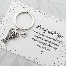 In Memory of / Sympathy memorial guardian angel keepsake gift