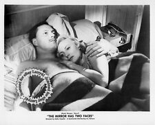 Lot of 5, Michele Morgan, Bourvil stills THE MIRROR HAS TWO FACES (1958) Manet