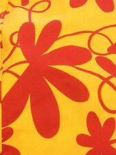 IKEA KARLSTAD Slipcover Cover for Armchair Bondarp Red Orange Cotton NEW