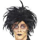 Disfraz de Halloween Peluca PSYCHO Zombie #24876 Tijeras manos Smiffys NUEVO