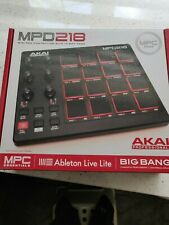 Akai MPD218 excellent condition?