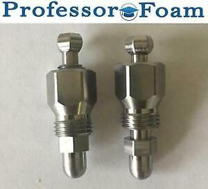 2 246356 Professor Foam Fluid Manifold Valve fits Graco Fusion AP International