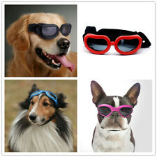 Dog Goggles Sunglasses Assorted Colors UV eye protection Size XS S M Eye Wear