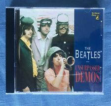 "THE BEATLES: ""UNSURPASSED DEMOS""  FROM 1968.  YELLOW DOG RELEASE, 1991"