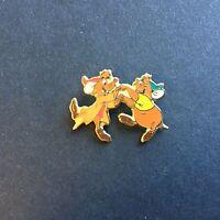 WDW - Cinderella Velvet Box - Jaq and Gus Only Disney Pin 40561