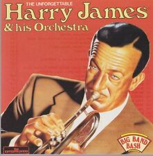 Harry James & his orchestra the unforgettable Big Band Bash cd album