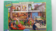 Gibson Puzzle 1000pc casa nostra 1970s Memory Lane (Nuovo) £ 9.99