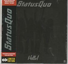 Hello [Limited Edition] [Remaster] [Bonus Track by Status Quo New Sealed Mini-LP