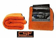 CSF Promo Pack Orange Towel Delirium DC02 Trockentuch + CC 02 Poliertuch Neu!!
