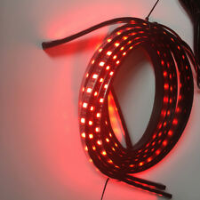 "RGB LED Strip Under Car Tube Underglow Underbody System Neon Light Kits 36""&47"""