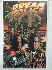 Dream Police #1 Comic Book Marvel Icon 2005