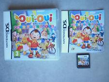 Oui-Oui au pays des jouets Jeu Vidéo Nintendo DS
