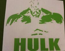Hulk Die Cut Vinyl Sticker Decal Car Truck Window wall Incredible laptop