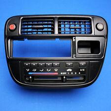 Reman 1996 1997 1998 Honda Civic Climate Control Switch Radio Bezel AC Heat Temp
