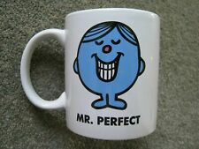 Mr Perfect china mug Mr Men 2016 THOIP SANRIO Roger Hargreaves You Are Perfect
