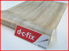 DC FIX Wood 1m x 45cm Sticky Back Plastic Self Adhesive Vinyl Contact Paper 3218