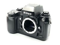Nikon F4 SLR Film Camera From Japan