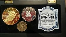 The Official Harry Potter Noble Collection The Gringotts Bank Coin Set