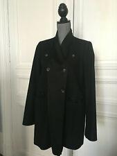 MAISON MARTIN MARGIELA veste noire T 40 over size jacket SUBLIME