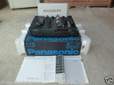 Panasonic NV-F75 VHS-Videorecorder, komplett in OVP, 2 Jahre Garantie