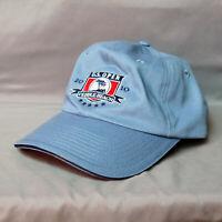 2010 US Open Pebble Beach Strap back Hat Golf Cap Embroidered USGA Member Golf