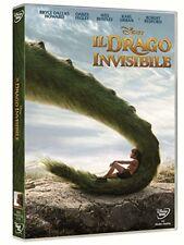Dvd il Drago invisibile (disney) no Edicola