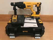 DEWALT DCH133M1 18 V brushless SDS Plus Trapano rotativo 4AH Batteria, Caricabatterie