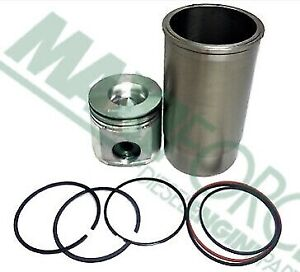 RE507850 Piston Liner Kit for John Deere 4045 and 6068 Engines