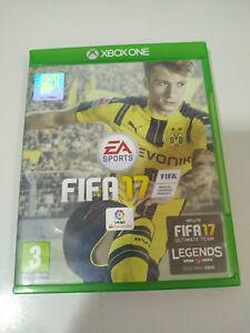 Fifa 17 EA SPORTS - Set Xbox One Edition Spain Pal - 3T