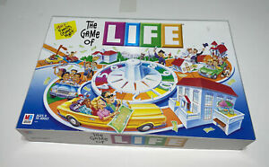The Game of Life by Milton Bradley - 2002 Edition - 100% Complete!