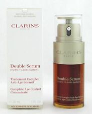 Clarins Double Serum Complete Age Control Conc. Unisex 1oz NIB Latest  Packaging