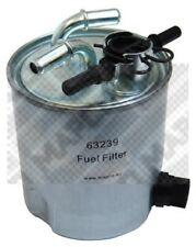 MAPCO Kraftstofffilter 63239 für NISSAN QASHQAI MURANO TRAIL 1 J10 NJ10 JJ10E 2