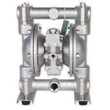 "Duel Diaphragm Pneumatic Pump - 1"" - Commercial - Industrial - Heavy Duty"