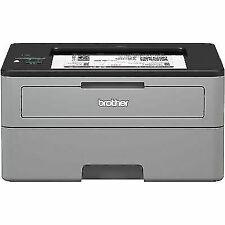 Brother HL-L2350DW Monochrome Laser Printer w/ Toner