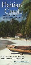 Haitian Creole Dictionary : Haitian Creole-English/English-Haitian Creole by...