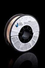 ERCuSi-A X .035 X 11 lb Spool MIG Silicon Bronze Blue Demon copper welding wire