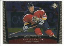 MARK PARRISH 1998-99 Upper Deck Gold Reserve ROOKIE CARD RC #282