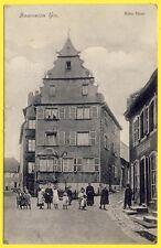 cpa Alsace 67 - SARRE UNION (Bas Rhin) Vieille Maison Commerce R. LEHMANN