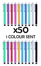 TEEPEE ONLINE® 50 x QUALITY STYLUS PENS for IPAD , TABLET , IPHONE, SAMSUNG ETC