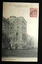 Fort de vincennes la tour du diable pits 1905