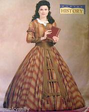 Butterick 4540 CIVIL WAR DRESS Sz 16-22 Bust 38-44 Making History Sewing Pattern