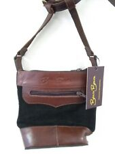 Bearabera Leather & Suede Handcrafted Bag