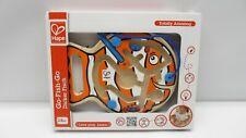 """Hape E1700 Magnetspiel """"Dicker Fisch"""" Motorikspiel Holz NEU"""